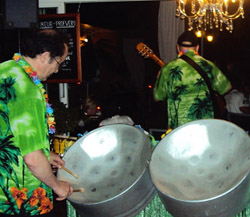 steeldrum band